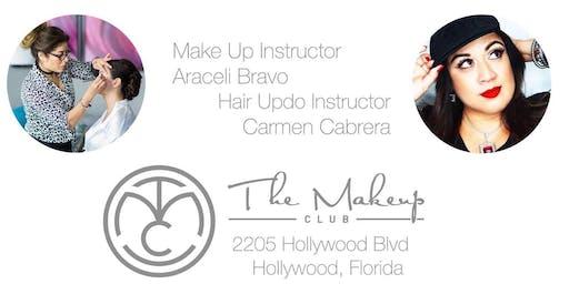 Bridal Master Makeup & Hair Workshop