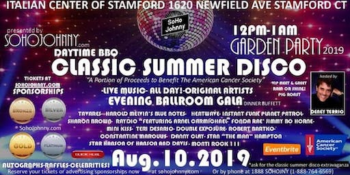 Classic Summer Disco Extravaganza For A Great Cause