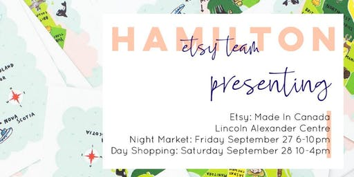 Etsy Made in Canada, Hamilton