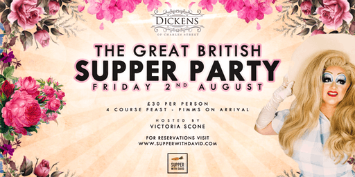 A Great British Supper Party
