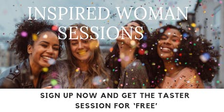 Inspired Woman Sessions  tickets