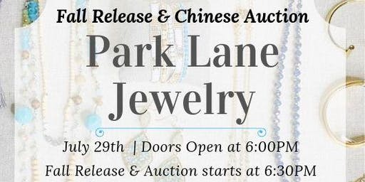 Park Lane Jewelry Fall Release & Chinese Auction
