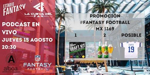 Promoción #FantasyFootball Alboa, Estadio Fantasy,  La Cueva del Fan