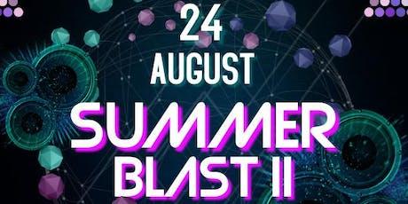 Summer Blast 2 tickets