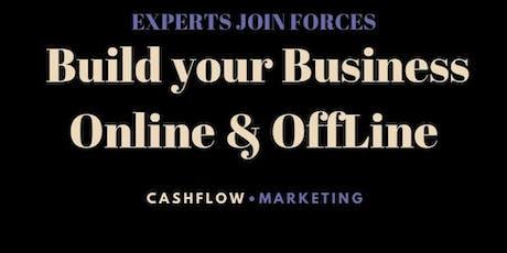 Build Your Business ONLINE & OFFLINE! tickets