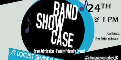 InTune Music Studios 3rd Annual Band Showcase