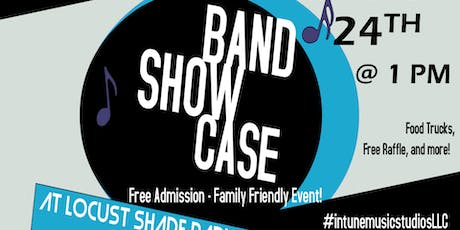 InTune Music Studios 3rd Annual Band Showcase tickets