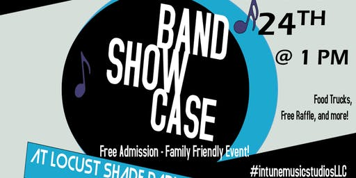 InTune Music Studios 3rd Annual Band Showcase