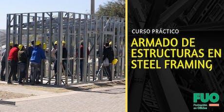 Curso Steel Framing Armador entradas