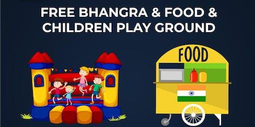 Bhangra Gidha Fusion Event