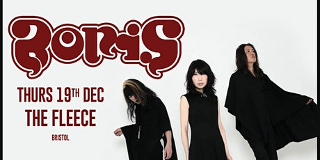 Boris  tickets