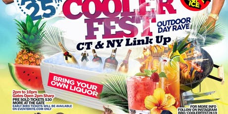 BBQ coolers fest tickets