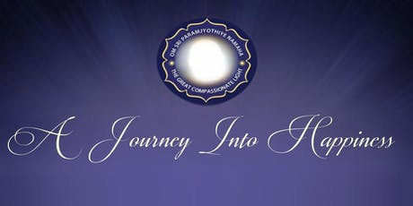 A Journey Into Happiness tickets