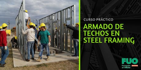 Curso Steel Framing Techos tickets