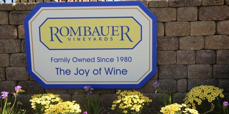 Rombauer Wine Dinner at Promise Land tickets