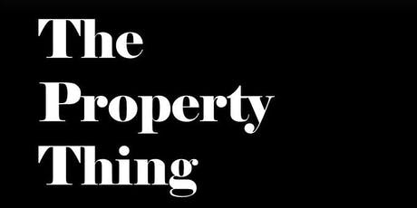 The Property Thing - September - Liv Conlon - The Property Stagers tickets