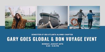 Semester at Sea Atlanta Alumni Chapter - Gary Goes Global/Bon Voyage Event