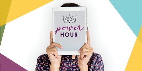 WE Power Hour: Virtual Networking for Empowered Women tickets