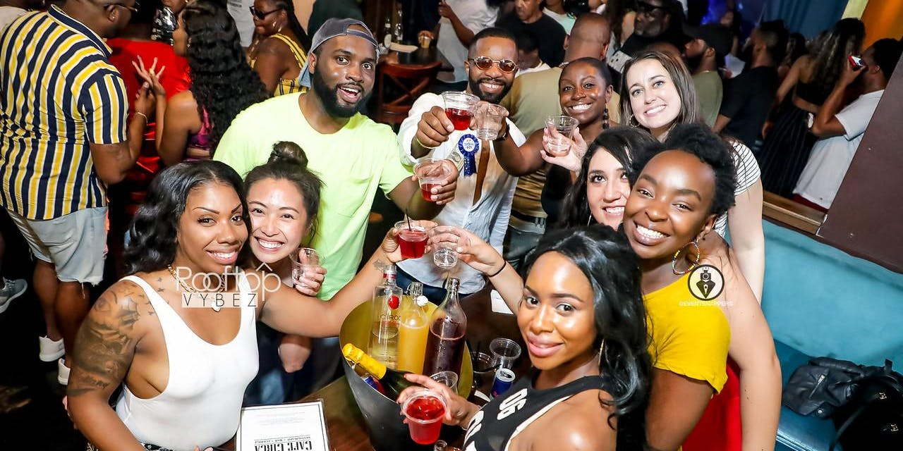 ATLANTA'S BIGGEST ROOFTOP DAY PARTY