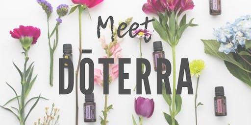 """""""Meet dōTERRA"""""""