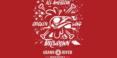 2nd Annual All-American Chicken Wing Throwdown tickets