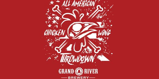 2nd Annual All-American Chicken Wing Throwdown