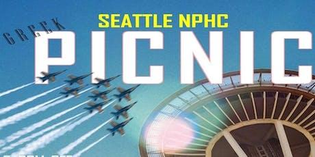 Seattle Greek Picnic tickets