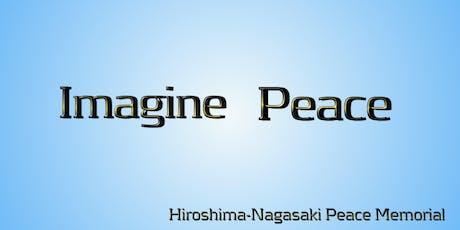 Hiroshima-Nagasaki Peace Memorial 2019 tickets