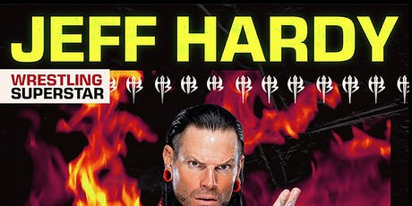 WWE Superstar Jeff Hardy tickets