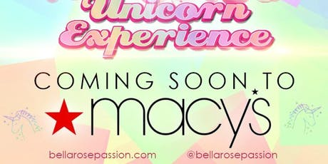 Bella Rose Passion @ Macy's tickets