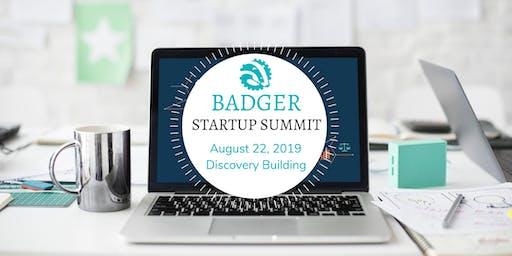 2019 Badger Startup Summit