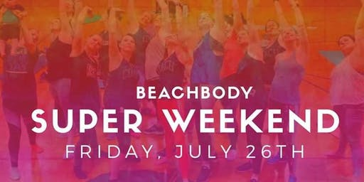 Beachbody Super Weekend Boise