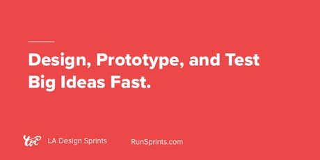Design Sprint Training: Day 3/4 Designing & Testing tickets