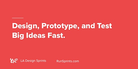 Design Sprint Training: Day 3/4 Designing & Testing tickets