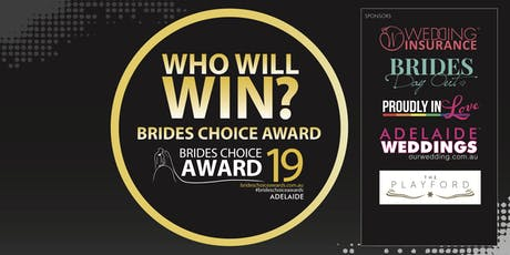 Adelaide Brides Choice Awards Gala Cocktail Party 2019 tickets