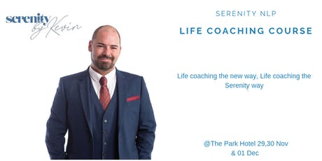 Serenity NLP Life Coaching Practitioner  tickets
