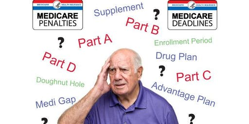 """""""New to Medicare Workshop"""",  FREE! -  Being Held i"""