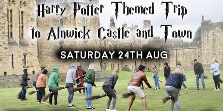Harry Potter Trip to Alnwick Castle aka 'Hogwarts' tickets