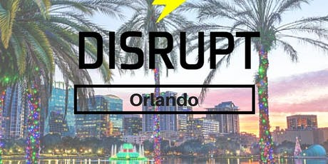DisruptHR Orlando - Lucky #7 tickets