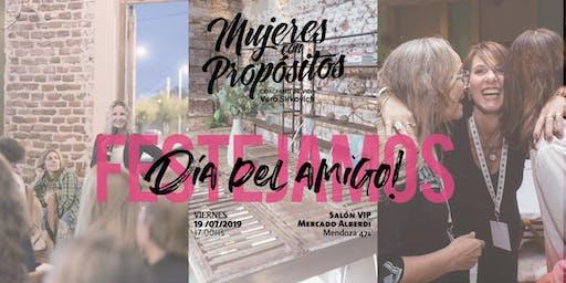 Festejo Día del Amigo de Mujeres con Propósitos