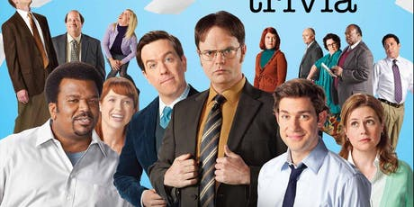 """The Office """"Brunch"""" Trivia tickets"""