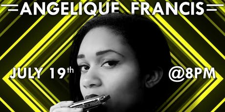 Angelique Francis Band at Queen St Fare tickets