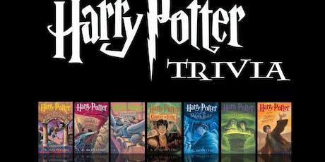 "Harry Potter (Book) ""Brunch"" Trivia tickets"