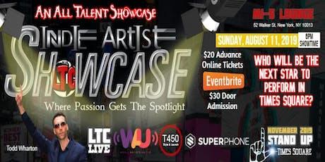 LTC Indie Artist Showcase tickets
