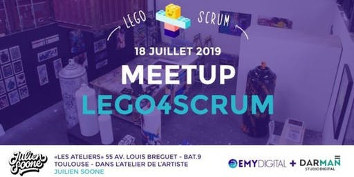 [MEETUP LEGO4SCRUM] en exclusivité à Toulouse