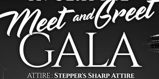 Meet & Greet Day 1-Sleepless Steppin in Seattle