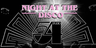 Studio 54 a tribute to DISCO