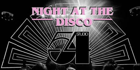 Studio 54 a tribute to DISCO tickets