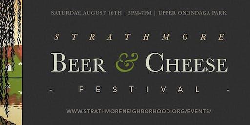 Strathmore Beer & Cheese Festival