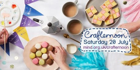 Kate's Crafternoon in aid of Mind tickets